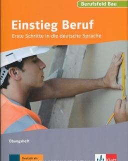 Einstieg Beruf - Berufsfeld Bau - Erste Schritte in die deutsche Sprache
