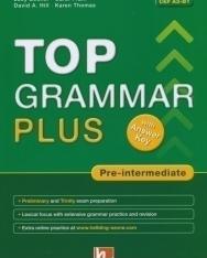 Top Grammar Plus Pre-intermediate Student's book with answer key