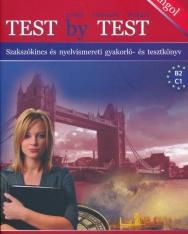 Test by Test - Szakszókincs és Nyelvismereti Gyakorló- és Tesztkönyv