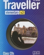 Traveller Elementary Class Audio CD