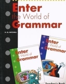 Enter the World of Grammar 3 + 4 Teacher's Book