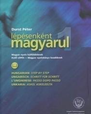 Lépésenként magyarul 1 Magyar nyelv külföldieknek 'Első lépés' - nyelvkönyv kezdőknek