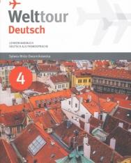Welttour Deutsch 4 Lehrerhandbuch