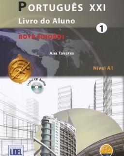 Portugués XXI 1 Livro do Aluno Nova Edicao! inclui Cd Áudio