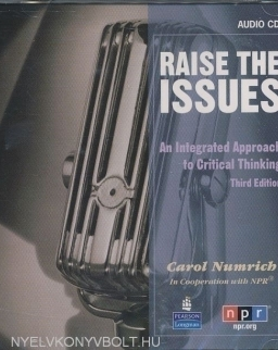 Raise the Issues - An Integrated Approach to Critical Thinking Audio CD 3rd Edition