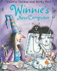 Winnie's New Computer with Audio CD