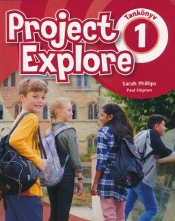 Project Explore 1 Tankönyv