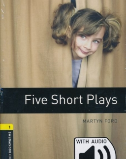 Five Short Plays with Audio Download - Oxford Bookworms Library Level 1