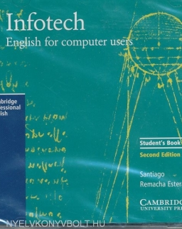 Infotech Audio CD 2nd Edition