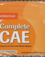 Complete CAE Class Audio CDs (3)