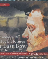 Sir Arthur Conan Doyle: Sherlock Holmes: Vol 1: His Last Bow - Audio Book CD