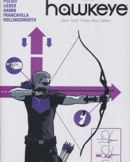 Hawkeye Volume 1 Oversized Hardcover