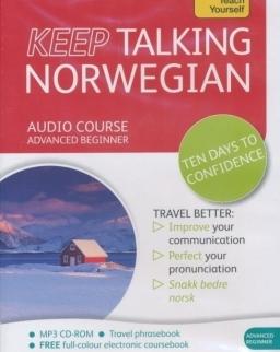 Teach Yourself - Keep Talking Norwegian Audio Course Advanced Beginner Level