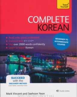 Teach Yourself - Complete Korean from Beginner to Intermediate & CD Pack