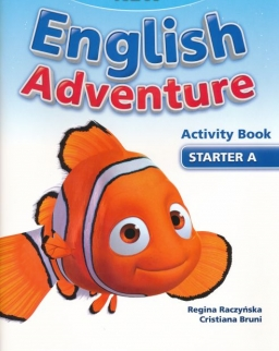 New English Adventure Starter A Activity Book with Songs and Stories CD