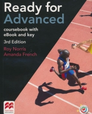 Ready for Advanced Third Edition Coursebook with Key and Practice Online