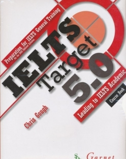 IELTS Target 5.0: Preparation for IELTS General Training Student's Book + Audio DVD + Sample Tests