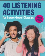 English Timesavers: 40 Listening Activities for Lower-Level Classes (with CDs) - Photocopiable