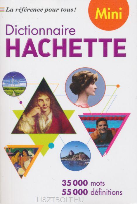 Mini Dictionnaire Hachette Français 2016