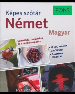 Pons Képes Szótár - Német