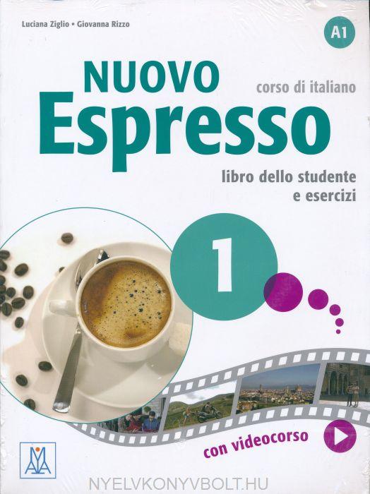 Nuovo Espresso 1 - Corso di Italiano libro dello studente e esercizi con DVD-ROM