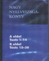 Nagy Nyelvvizsgakönyv Angol Alapfok Kazetta