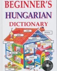 Beginner's Hungarian Dictionary with CD - Kezdők magyar nyelvkönyve CD melléklettel