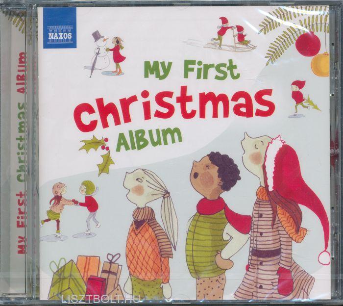 My first Christmas album