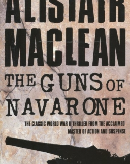Alistair MacLean: The Guns of Navarone