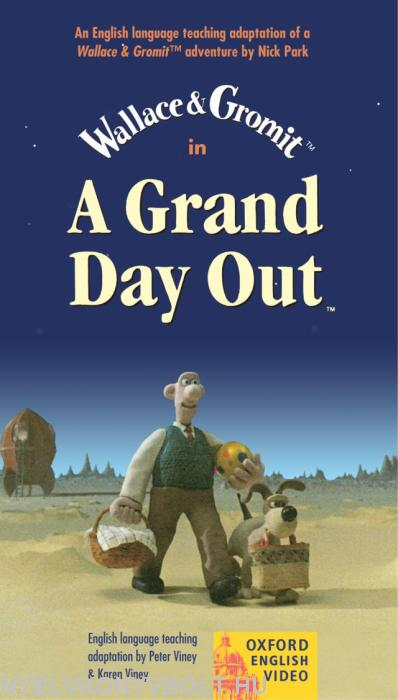 A Grand Day Out™ Video Cassette VHS PAL