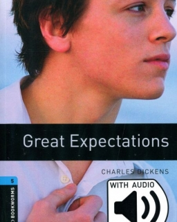 Great Expectations - Oxford Bookworms Library Level 5 with Audio Download