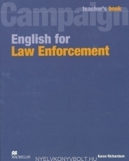 Campaign English for Law Enforcement Teacher's Book