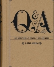 Q and A a Day: 5-Year Journal (Diary)