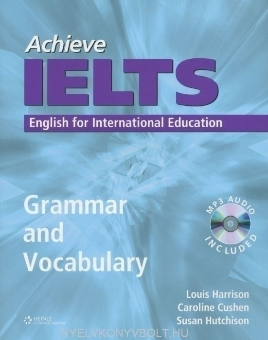 Achieve IELTS Grammar and Vocabulary Included MP3 Audio CD