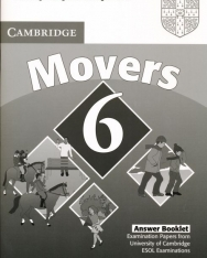 Cambridge Young Learners English Tests Movers 6 Answer Booklet