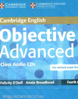 Objective Advanced Class Audio CDs 4th edition