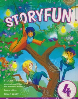 Storyfun 2nd Edition Level 4 (for Movers) Student's Book with Online Activities and Home Fun Booklet