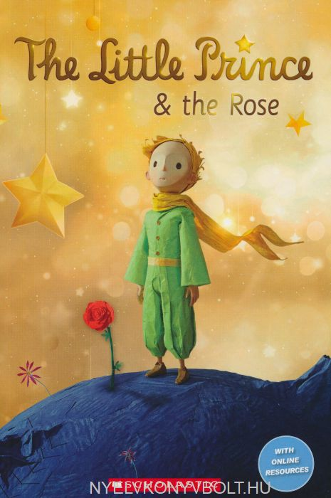 The Little Prince and the Rose - Popcorn ELT Primary Readers Level 2