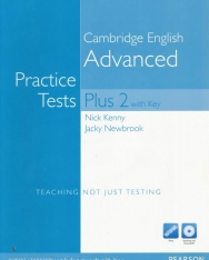CAE Practice Tests Plus 2 with key and iTests and Speaking test Multi-ROM