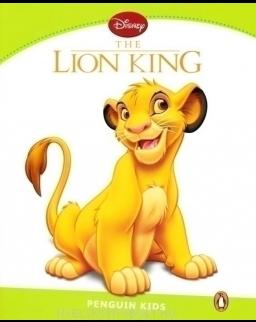 The Lion King - Penguin Kids Disney Reader Level 4
