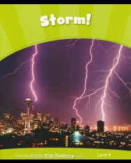Storm! - Penguin Kids Disney Reader Level 4