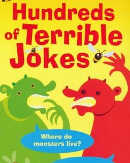 Hundreds of Terrible Jokes (Usborne Joke Cards)
