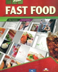 Career Paths: Fast Food Student's Book with Digibook App (Includes Audio & Video)