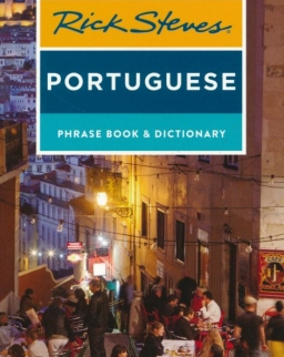 Rick Steves: Rick Steves Portuguese Phrase Book and Dictionary