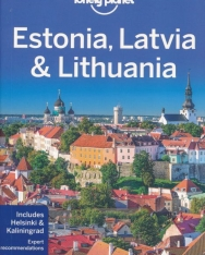 Lonaly Planet: Estonia ,Latvia  & Lithuania Travel Guide (7th Edition)