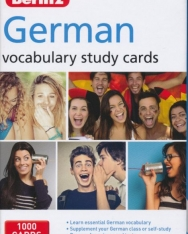 Berlitz German Study Cards
