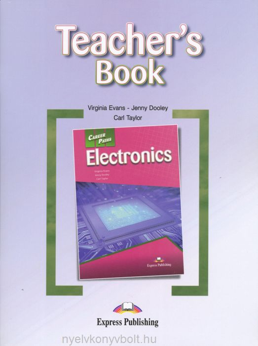 Career Paths Electronics Teacher's Book