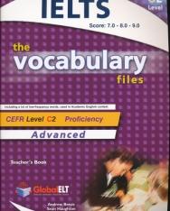 The Vocabulary Files Ielts C2 Teacher's Book - Score 7-9.