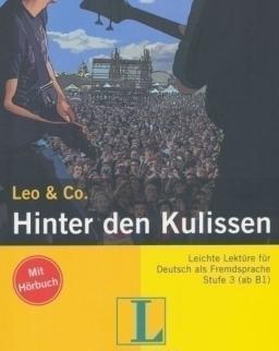 Hinter den Kulissen mit CD - Leo & Co. Sufe 3
