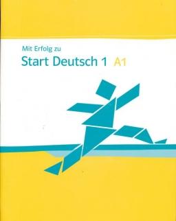Mit Erfolg zu Start Deutsch 1 - A1 mit Audio-CD